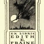 Edith E Fraine