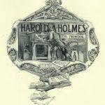 Harold A Holmes