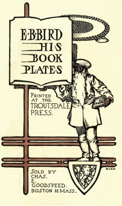 E. B. Bird and his Bookplates